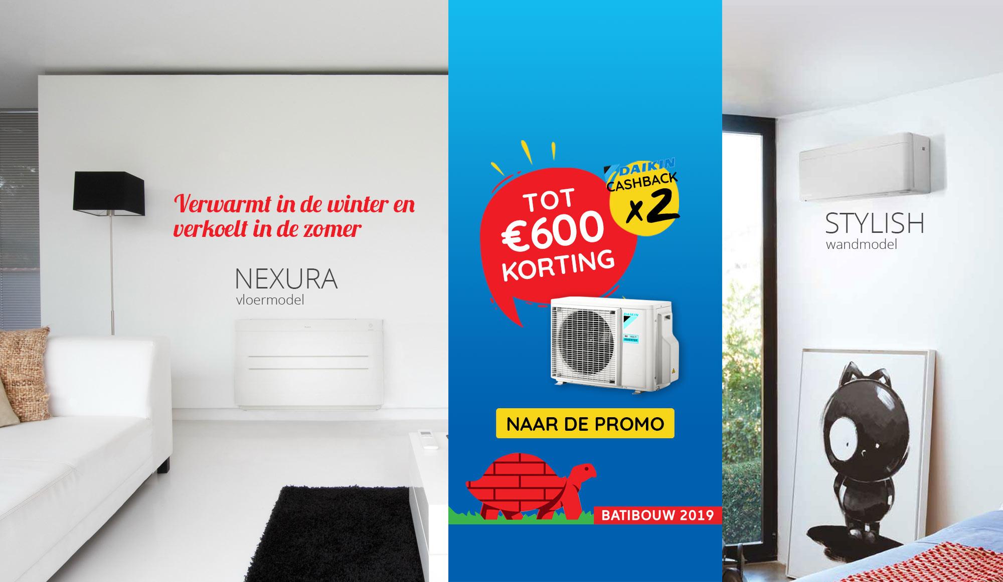 VM Technics airconditioning promotie